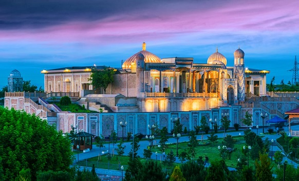 uzbekistan low budget
