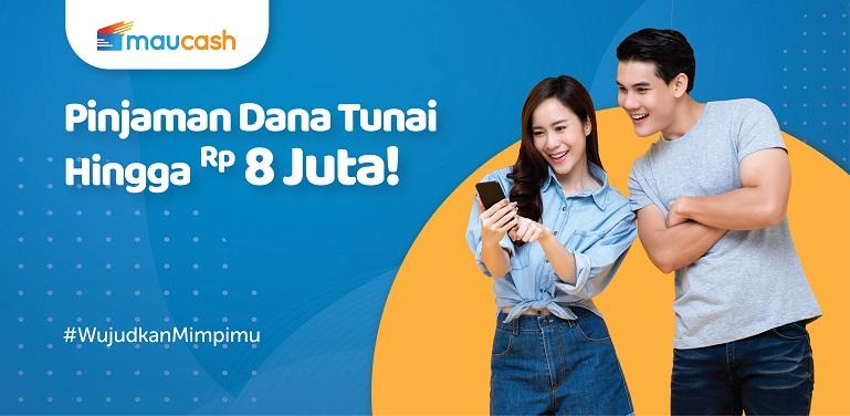Pinjaman online Maucash