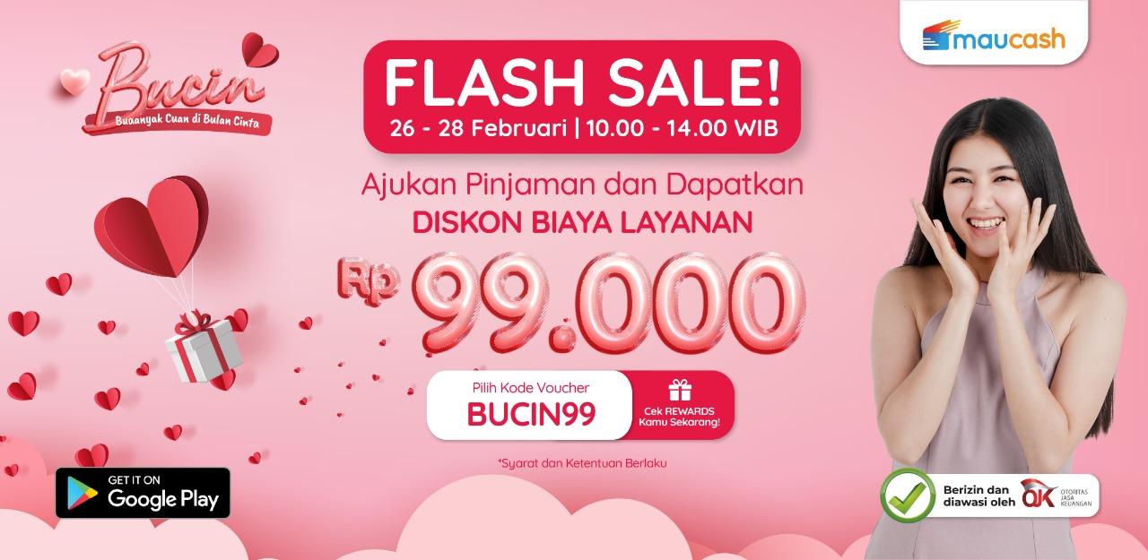 flash sale 26 - 28 feb